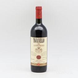 Antinori Tignanello 1982, 1 bottle