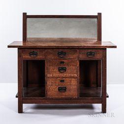 Roycroft Five-drawer Sideboard