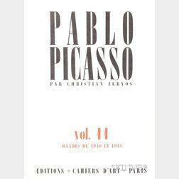 (Picasso, Pablo 1881-1973), Zervos, Christian