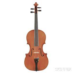 Czech Violin, John Juzek, Prague, 1979