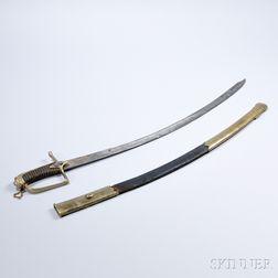 Napoleonic Grenadier Sword