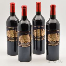 Chateau Palmer 2005, 4 bottles