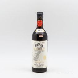 Bruno Giacosa Barolo 1979, 1 bottle