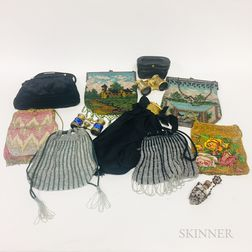 Group of Vintage Women's Accessories