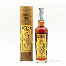 Colonel EH Taylor Four Grain, 1 750ml bottle (ot)