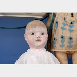 J.B. Sheppard Philadelphia Cloth Baby