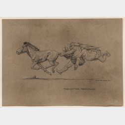 Various Artists from the Pratt Institute, Department of Graphic Arts and Illustration Faculty: Eighteen Works on Paper, Presented to Re