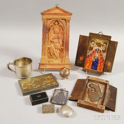 Ten Decorative Items