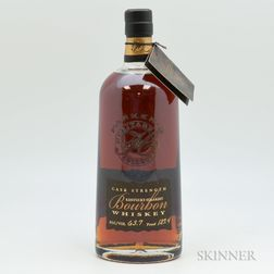 Parkers Heritage Collection Cask Strength, 1 750ml bottle