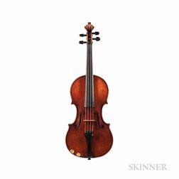 Italian Violin, Giuseppe Pellacani, Modena, 1943