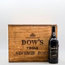 Dows 1994, 12 bottles (owc)