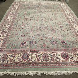 Tabriz-style Carpet