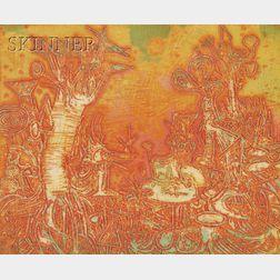 Sergio Gonzalez-Tornero (Chilean/American, b. 1927)      Garden in a Desert