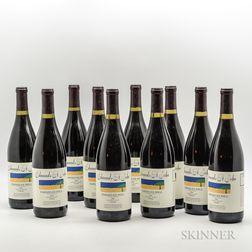Edmunds St. John Parmelee Hill Syrah 1997, 10 bottles