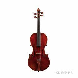 Italian Violin, Enrico Orselli, Pesaro, c. 1930