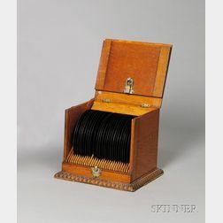 Twenty-seven 7-inch Berliner's Gramophone Records