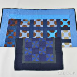 Two Amish Quilts