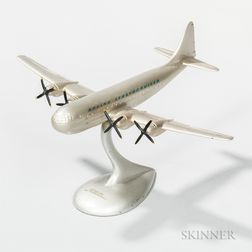 Boeing Stratocruiser Aviation Model