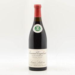 Louis Latour Pernand Vergelesses Ils des Vergelesses 1985, 1 bottle