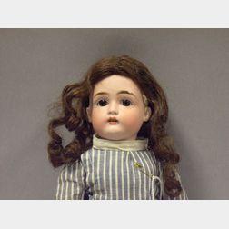 Kestner 167 Bisque Socket Head Doll