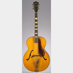American Archtop Guitar, The Gretsch Company, Brooklyn, 1947, Model   Synchromatic, 115