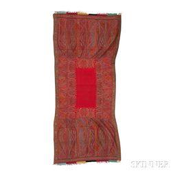 Kashmir Long Shawl