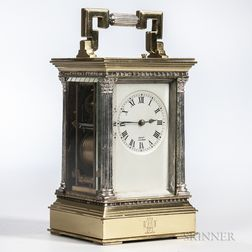 Dent Repeating Carriage Clock