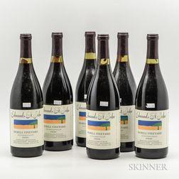 Edmunds St. John Durrell Vineyard Syrah 1994, 6 bottles