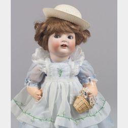 Franz Schmidt 1296 Flirty-eye Character Toddler