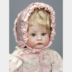 S.F.B.J. 252 Bisque Character Doll