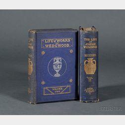Life of Wedgwood by Eliza Meteyard