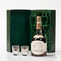 Very Very Old Fitzgerald 15 Years Old 1951, 1 4/5 quart bottle