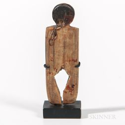 Eskimo Figure