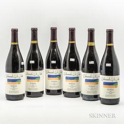 Edmunds St. John Durrell Vineyard Syrah 1997, 6 bottles
