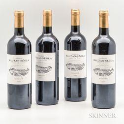 Chateau Rauzan Segla 2005, 4 bottles