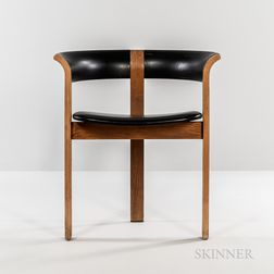 Rud Thygesen and Johnny Sorensen for Magnus Olesen Bent Beech Chair