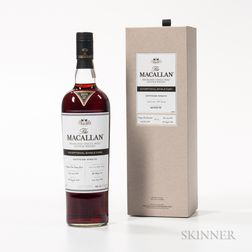 Macallan Exceptional Single Cask 20 Years Old 1997, 1 750ml bottle (oc)