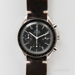 "Omega ""Speedmaster"" Reduced Automatic Wristwatch"