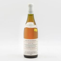 Michel Niellon Chassagne Montrachet Les Champs Gains 1996, 1 bottle