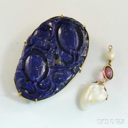 Two Jewelry Items