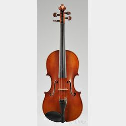 French Violin, Charles J.B. Collin-Mezin,  Paris, 1953