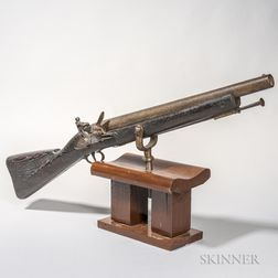 Barnett American-stocked Wall Gun