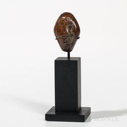 Eskimo Human Head