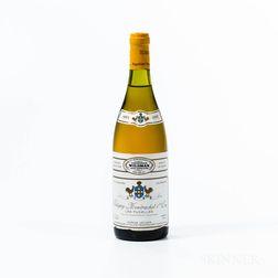 Leflaive Puligny Montrachet Les Pucelles 1995, 1 bottle