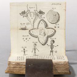 Denis, Jean-Baptiste (1640-1704) Memoires Concernans les Arts et les Sciences, Presentez a Monseigneur le Dauphin.