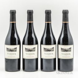 Viader Syrah 2001, 4 bottles