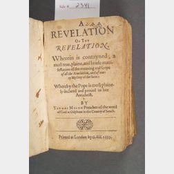 (17th Century England, Ecclesiastic Texts)