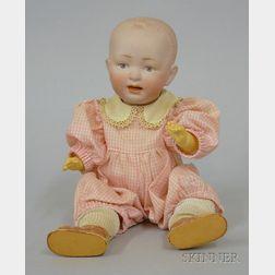 Kestner Bisque Character Baby