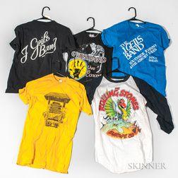 The Rolling Stones Europe '82 Three-quarter Raglan Sleeve T-shirt