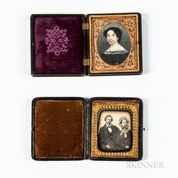 Portrait Miniature and Daguerreotype